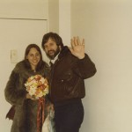 With my husband Andrew in New Jersey, 1982