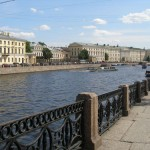 Views of St. Petersburg, 2009