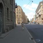 My apartment building in St. Petersburg